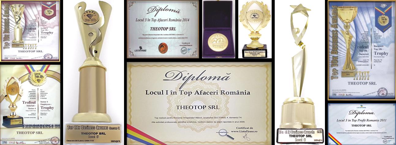 Diplome Theotop
