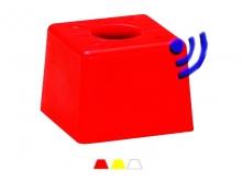 Bornă Polyroc Inteligentă -90x90x65mm [roșu]