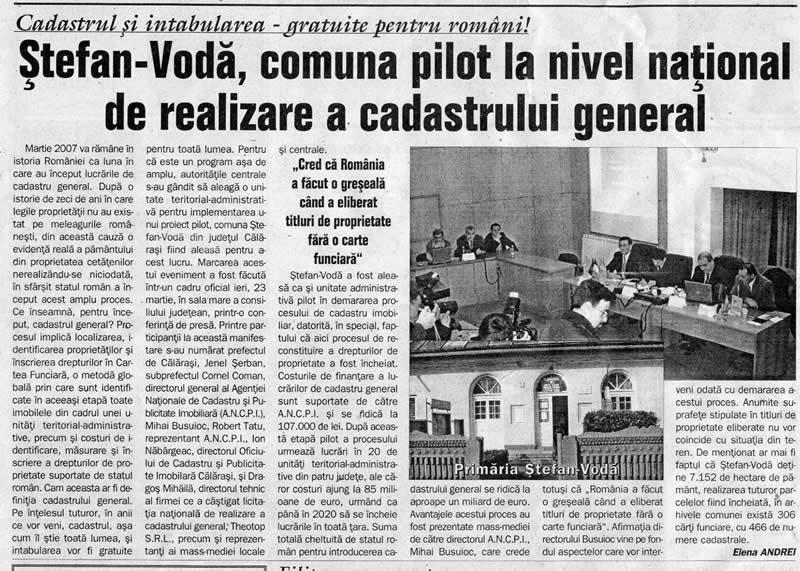 Ziarul Observator Calarasi