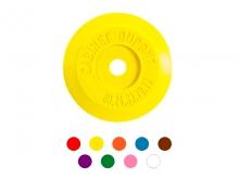 Disc Identificare Curbat -60mm [roșu]
