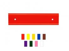 Bandă din Oțel Nervurat -45x180mm [roșu]