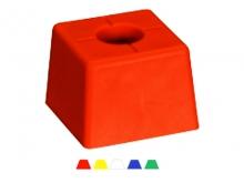 Bornă Polyroc Standard -90x90x65mm [roșu]
