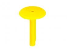 Bușon Plastic pentru Placă Fotogrammetrică -50mm [galben]
