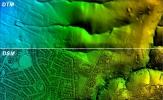 c.6  DTM (Digital Terrain Model) & DSM (Digital Surface Model)